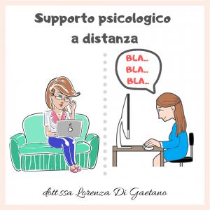 supporto psicologico on line